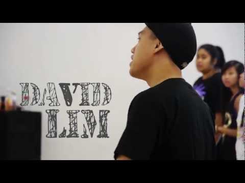 """David Lim : """"Free My Ninjas"""""""