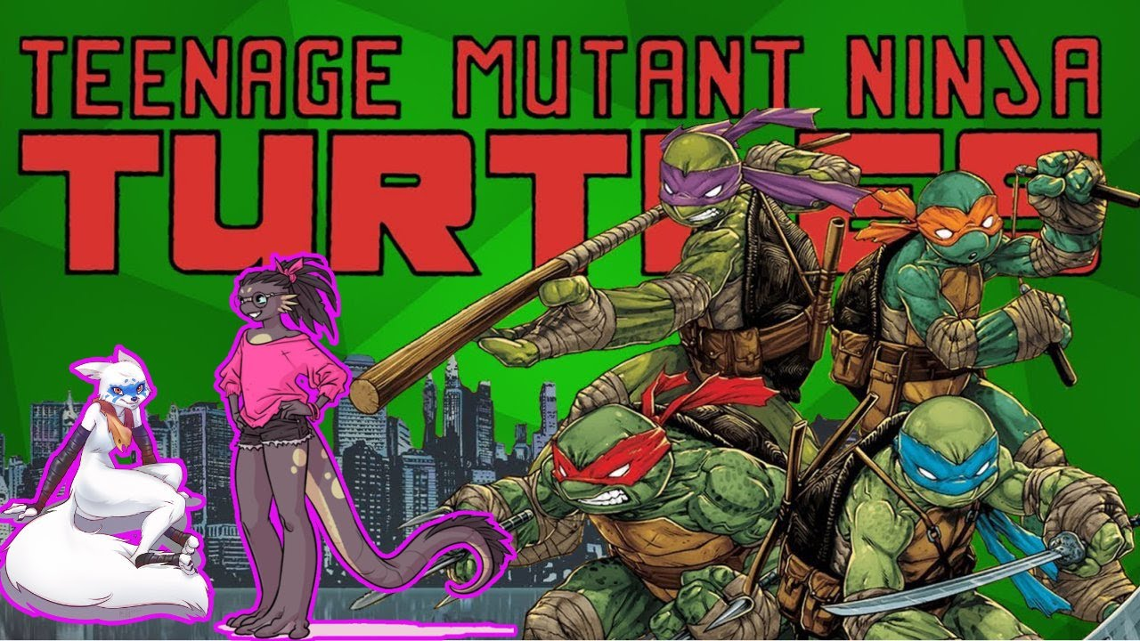 Are Readers Sleeping on the Current TMNT IDW Comic Book Series?