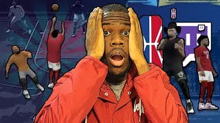 POPULAR STREAMER AND 2K LEAGUE PLAYER PULLS UP ON ME!!!
