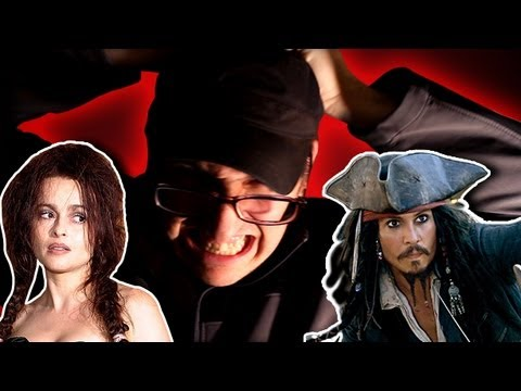 Johnny Depp and Helena Bonham Carter in EVERY MOVIE (RANT)