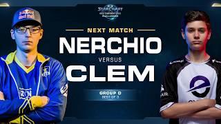 Clem vs Nerchio - WCS Challenger 2018 Season 2 – EU