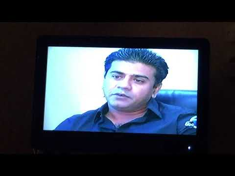 Immigration Interview of Shah Peerally By ABC News
