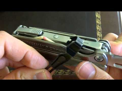 Secret Compartment in Leatherman Charge and Wave!
