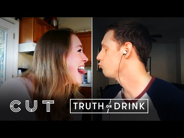 Quarantined and Separated from My Partner | Truth or Drink | Cut