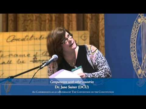Comparison with other countries - Dr. Jane Suiter (DCU) (1/2/14)