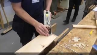 Wooden Trinket Box Construction