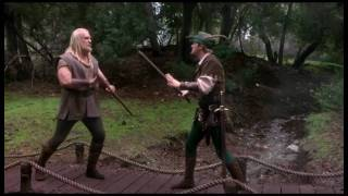 Robin Hood: Men in Tights - Bridge Fight