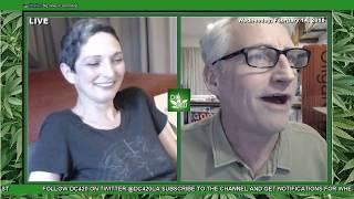 #DC420 Daily Chronic: #FederalCannabisLawsuit #IStandWithAlexis #MarijuanaJusticeAct,