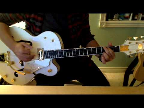 City and Colour- Silver and Gold (Guitar Tutorial)