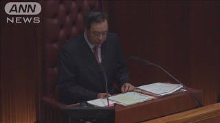 香港議会も紛糾 民主派が大規模デモへの対応を追及(19/06/19)
