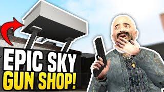 SKY GUN SHOP - Gmod DarkRP | Selling Shipments & Making Serious Cash!