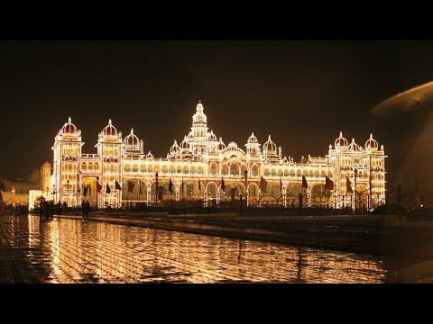 A complete tour of Mysore in 5 mins - Top places to visit