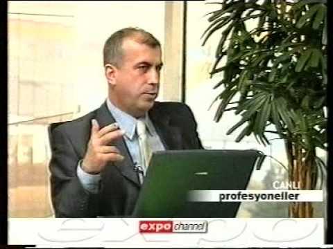 Expo Channel - Profesyoneller - Prof. Dr. Temel Yılmaz - 01.11.2004