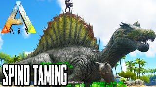 ARK Survival Evolved 5 | How to Tame a Spinosaurus | Funny Moments Gameplay 1080p HD