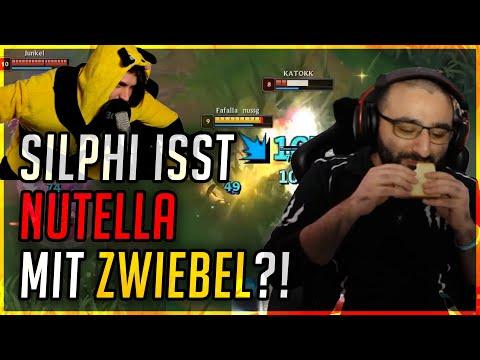 SILPHI ISST NUTELLA MIT ZWIEBEL?! | Stream-Highlight [edit. Gameplay]