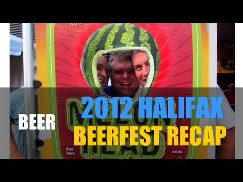 2012 Halifax Seaport Beerfest - Recap