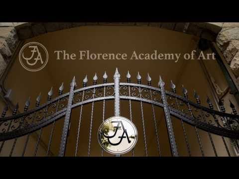 New Florence Academy of Art Campus and Inaugural Party!