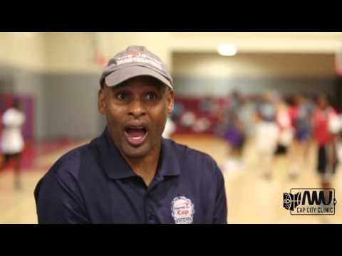 Clark Kellogg Interview- George Reese AWU Basketball Clinic