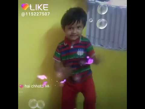 Dil Hai Chhota Sa | WhatsApp Status | Baby Dance | Baby Funny Video | Fun With Son | Cute Baby Dance