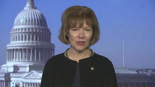Tina Smith Sworn In As U.S. Senator