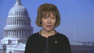 Tina Smith Sworn In As U.S. Senator