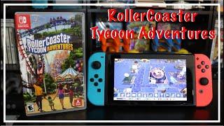 Atari Rollercoaster Tycoon Adventures – 360Cinemaproductions
