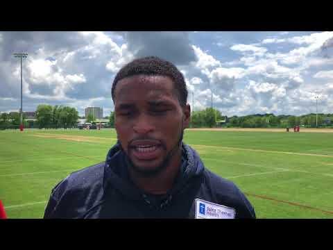 Intensity. Energy. Coaching. Speed. Kevin Byard talks Titans defense after OTAs