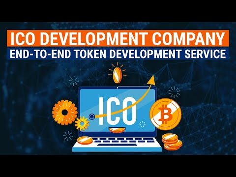 ICO Development Company, Cryptocurrency Token Development Services