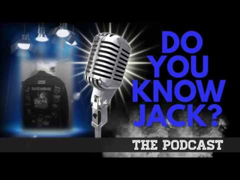 Mike Demers of The Lonely on DO YOU KNOW JACK (March 31/2019)