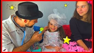 أMiss Polly Makar song for kids