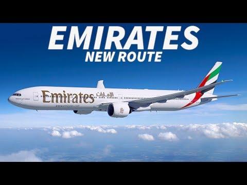 EMIRATES Announces DUBAI-BALI-AUCKLAND Service