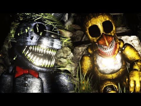 NEW AREA + HIDDEN FOXY! | Sinister Turmoil #4 NEW Demo (Free Roam FNAF)
