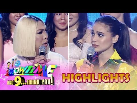 It's Showtime Magpasikat 2018: Anne and Vice look back on their first big fight