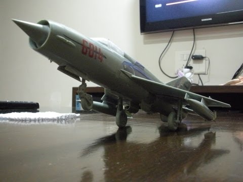 MiG-21 MF build (Polish Air Force)