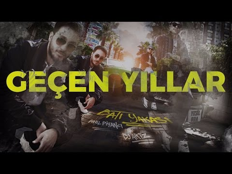Anıl Piyancı & DJ Artz - Geçen Yıllar Feat Araf (Official Audio)