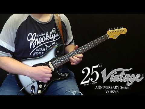 V6HSVB Vintage 25th Anniversary Series Demo