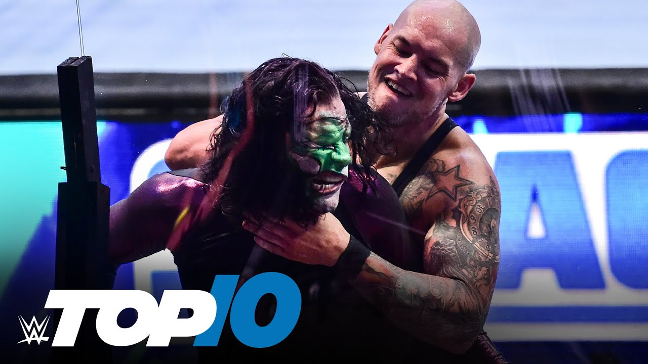 Top 10 Friday Night SmackDown moments: WWE Top 10, June 26, 2020