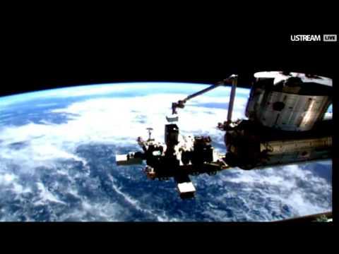 Ickes Aerospace Live Stream ISS