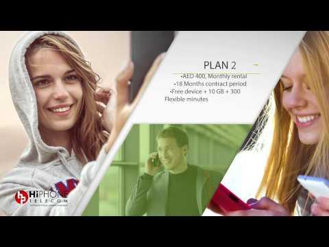 HiPhone Telecom, Etisalat Key Retailer