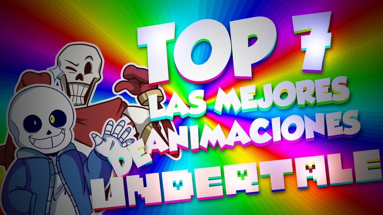 Download TOP 7 | LAS MEJORES ANIMACIONES DE UNDERTALE (Mi Opinion)