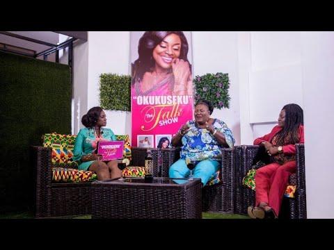 EPS 03 Okukuseku - Emelia Brobbey Talk Show (SE 01) # Akyere Bruwaa and Gifty Donkor sad story