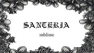 Download Sublime - Santeria [Lyrics Sub Español/English]