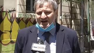 Francesco Roberti intervistato sul vertice in prefettura da TeleRegione
