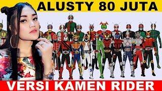Lagu kamen rider 80 JUTA - VERSI KAMEN RIDER, Parody