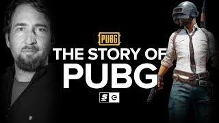 История создания PUBG   PLAYERUNKNOWN'S BATTLEGROUNDS
