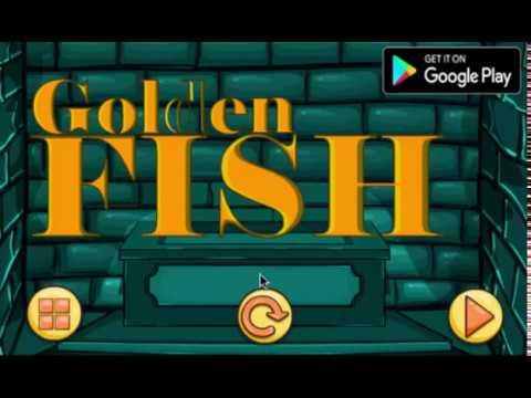 Golden Fish Walkthrough