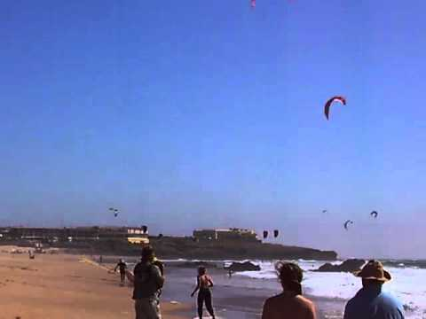 Windsurfing and Kiteflying