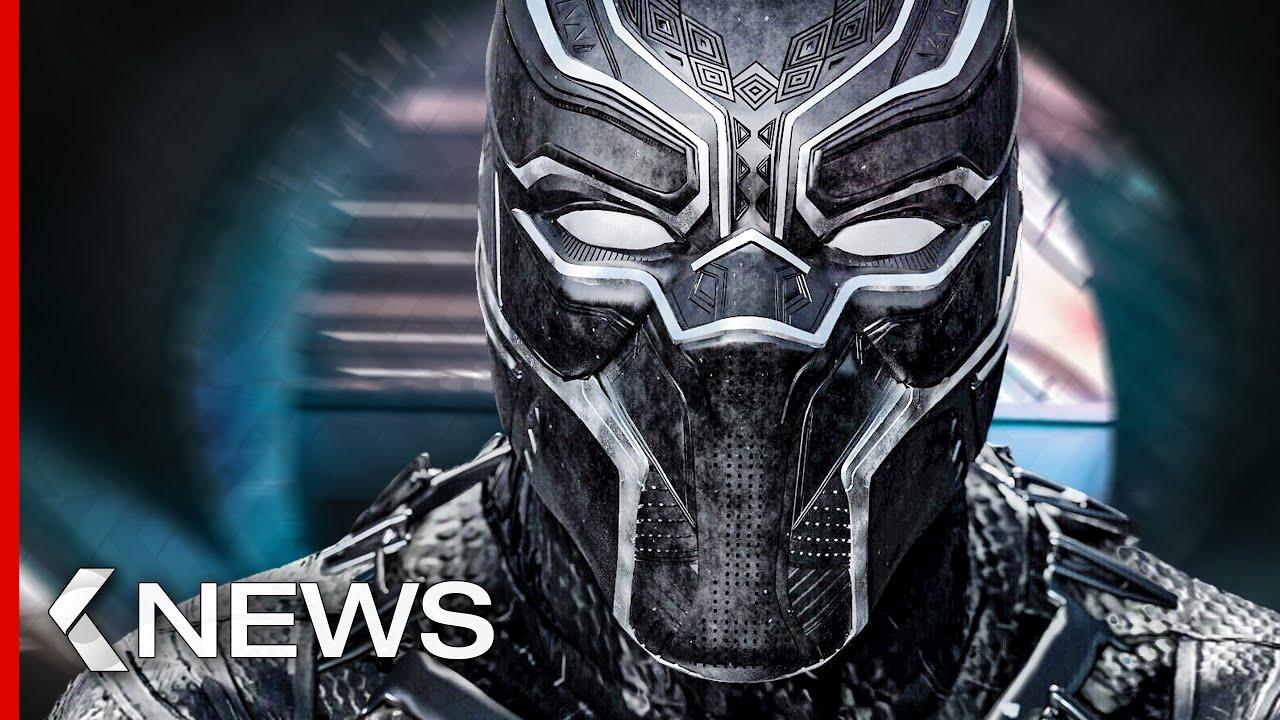 Black Panther 2: Wakanda Forever, Shazam 2, Avatar 2, Into the Spider-Verse 2... KinoCheck News