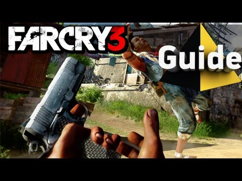 Far Cry 3 Guide Rust Yard Outpost Liberation Gameplay