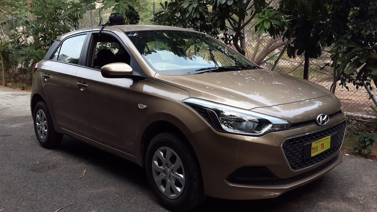 Hyundai I20 Elite 1.2 Petrol Review 2016-2017